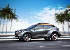 nissan kicks concept unveiled at sao paulo international motor show