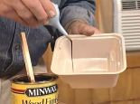 Video: Refinishing Kitchen Cabinets