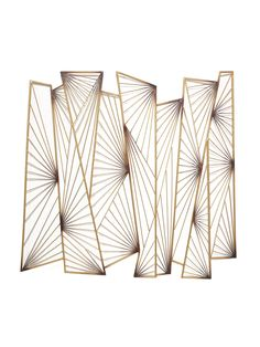 Metal Wall Art by Three Hands at Gilt