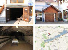 Lessner Cellar in Tapolca