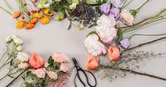 Raleigh floral designer Anna Passarelli translated winter scenes into the language of breathtaking North Carolina flower arrangements that celebrate the state's beauty.