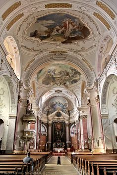 Roman Catholic co-cathedral (Old Church), Kecskemet, Hungary / A kecskméti Nagytemplom (Öreg templom) Rococo, Baroque, Great Plains, I Want To Travel, Budapest Hungary, Beautiful Buildings, Cathedrals, Eastern Europe, Amazing Places