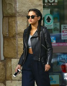 Selena has the best street style ever