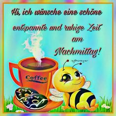 Good Night, Good Morning, Cartoon, Funny, Magic, Pictures, Good Afternoon, Drinking Coffee, Morning Sayings