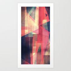 June Morning Art Print by VessDSign - $16.00