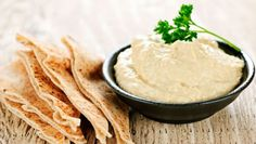 Add zest to veggies with a dip that's similar to hummus, but with cashews instead of chickpeas, from the 10-Day Detox Diet Cookbook by Mark Hyman, MD.