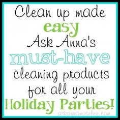 Products you need to have for hosting this holiday season - Ask Anna
