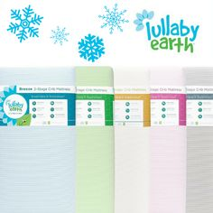 December Giveaway is LIVE! Last chance of the year to WIN a Breeze Breathable Crib Mattress by Lullaby Earth! #SleepBreezy #spons