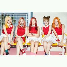 Red Velvet releases video teaser for 'Russian Roulette' | allkpop.com