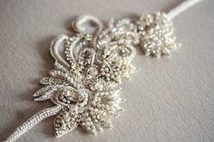 Bridal headpiece - Laine from MillieIcaro - $89