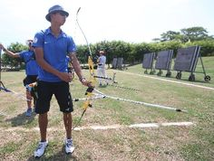 Olympics: Taiwan's top male archer ousted by Thai in sudden death | Entertainment & Sports | FOCUS TAIWAN - CNA ENGLISH NEWS