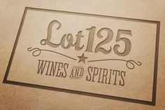 LOT 125 Wines and Spirits