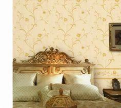 Chọn giấy dán tường phòng ngủ cho người cao tuổi trong gia đình.