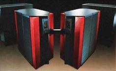 Cray Y-MP 4E, 1990.