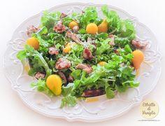 Di fresche insalate estive e golosi condimenti...