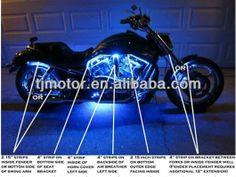 Pin by jeramie gaillard on motorcycle pinterest bmw bmw motorcycle led lighting kitaccent led strip led accent light for harley davidson aloadofball Choice Image