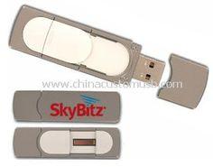 Promotional Fingerprint USB Flash Drive