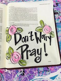 More inspiration for easy Bible journaling! #biblejournaling
