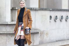 Couture street style inspiration (Vogue.co.uk)