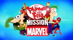 """""""Phineas & Ferb: Mission Marvel"""" Premieres Friday, August 16 on Disney Channel"""