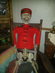 haunted hotel bellboy