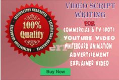 write your professional video script by adams_marketing