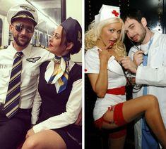 Los 34 mejores disfraces en pareja para el carnaval - Ellas Hablan