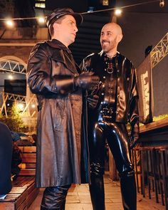 Latex Pants, Latex Suit, Latex Men, Leather Coats, Erotic, Gay, Punk, Couples, How To Wear