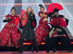 Madonna Rebel Heart Tour Montreal 09/09/2015