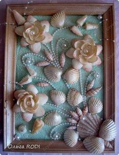 панно из морских ракушек и камней: 13 тыс изображений найдено в Яндекс.Картинках