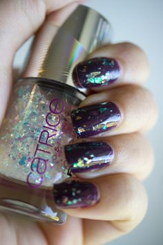 catrice - holo is the new yolo top coat
