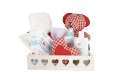 Productos para el cuidado infantil y canastillas Nahore Baby ahora en https://www.babytendence.com