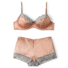 Ahh more super cute vintage-inspired lingerie from Jessica Simpson! Vintage  Bikini fe2dd57e7