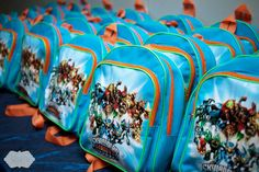 Skylanders GIANTS party ideas | #skylanders #party #skylandersGIANTS
