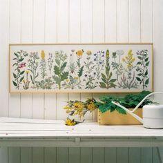 Blumen an der Küste, Gerda Bengtsson