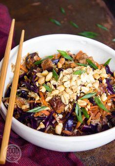 Tempeh, Tofu, Asian Recipes, Healthy Recipes, Ethnic Recipes, Healthy Food, Good Food, Yummy Food, Food Bowl