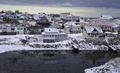 Stykkishólmur, Iceland.
