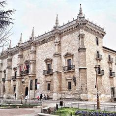 palacio de santa Cruz, Valladolid