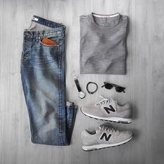 casual mens fashion looks amazing Mode Outfits, Casual Outfits, Men Casual, Fashion Outfits, Fashion Trends, Fashion Updates, Cheap Outfits, Urbane Mode, Daily Fashion