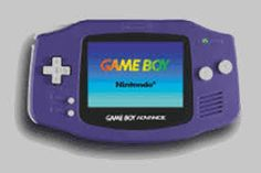 Game Boy Advance  Preis: ca. 20-25€ Aufnahme: 0€
