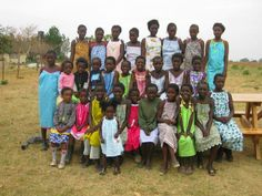 Pillowcase Dresses For Children In Africa!!! How Awesome is this?!