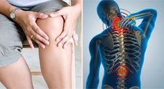 Miracle of god This is the best natural remedy for pain in the spine and knees!
