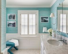 Beach Style Bathrooms Pictures. beach style bathroom master ...
