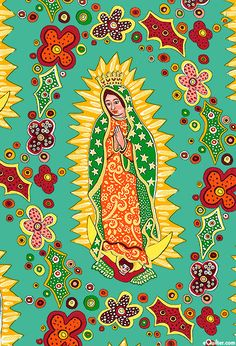 Los Sanctos - Our Lady of Guadalupe