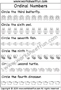 First Grade Worksheets / FREE Printable Worksheets – Worksheetfun First Grade Worksheets, Free Kindergarten Worksheets, Numbers Kindergarten, Free Printable Worksheets, Cvc Worksheets, 1st Grade Homework, First Grade Math, Grade 1, Ordinal Numbers