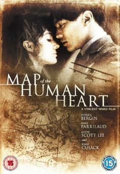 Map of the Human Heart - I love tragic love stories. I don't know why...
