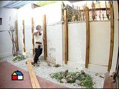 ¿Cómo construir un deck de muro? (+lista de reproducción)
