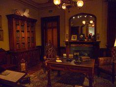 gothic revival library 1859 newburgh ny