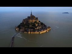 Take a Tour of France's Famous Island Monastery