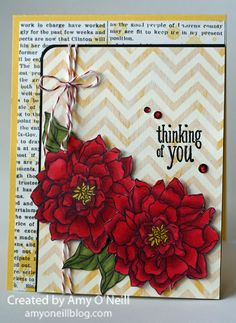 Peaceful Blendabilities  Stampin' Up!
